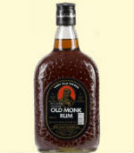Old Monk 7 ans  42,8° 1L